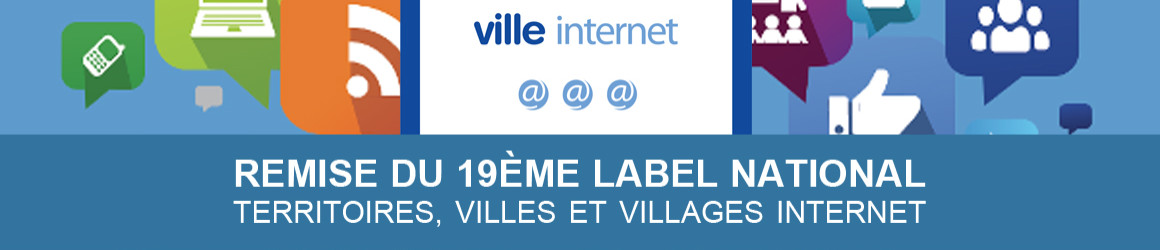 Soyaux confirme son label Villes Internet 2018