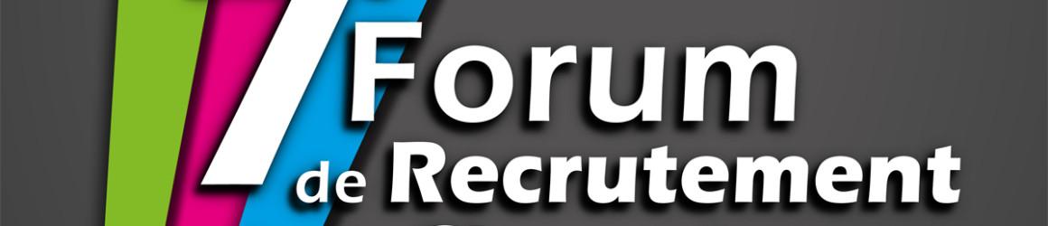 Forum de l'emploi des Métiers de la Défense et de la Sécurité