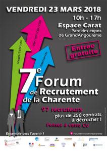 Forum de Recrutement de la Charente - Une navette à Soëlys Soyaux