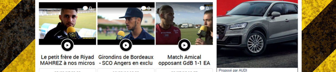 AS Soyaux TV : le canal du football club