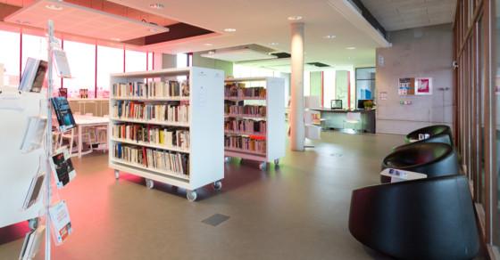 Bibliothèque pour Tous - Soëlys, Soyaux