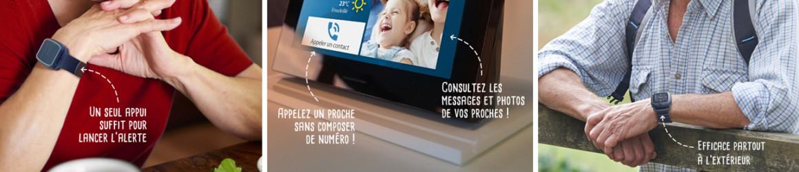 Foyer Soleil : une téléassistance aux services innovants