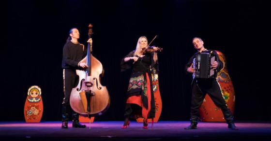 Russkashow 31 mars 2018 Espace Matisse Soyaux