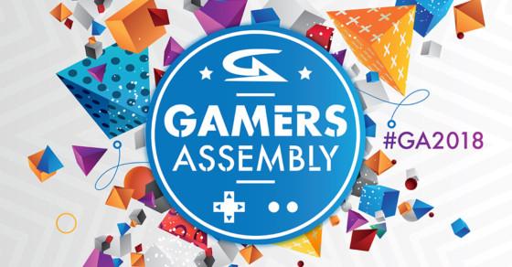 Jordan Caillet - le sojaldicien vice-champion de la Gamers Assembly 2018 à Poitiers