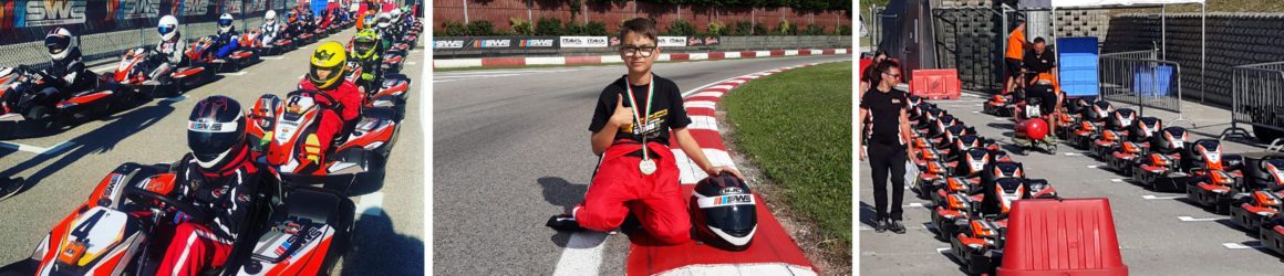 Zoom sur Alexis Guillaud au championnat du monde junior de karting !