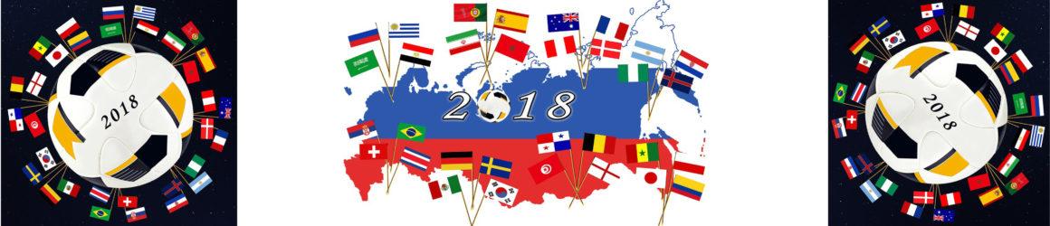 Arrêtés temporaires pendant la coupe du monde de football 2018