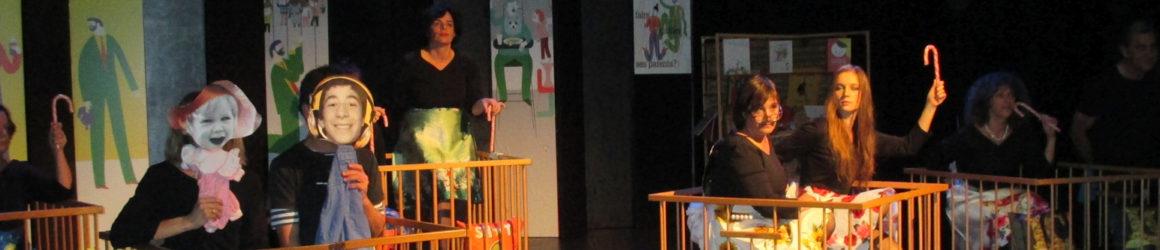 Connaissez-vous la troupe de théâtre Freinésie ?