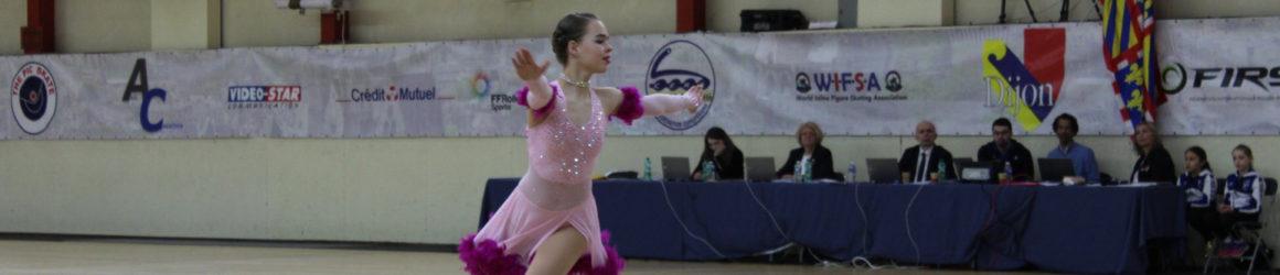 Une jeune sojaldicienne vise un titre international de roller artistique