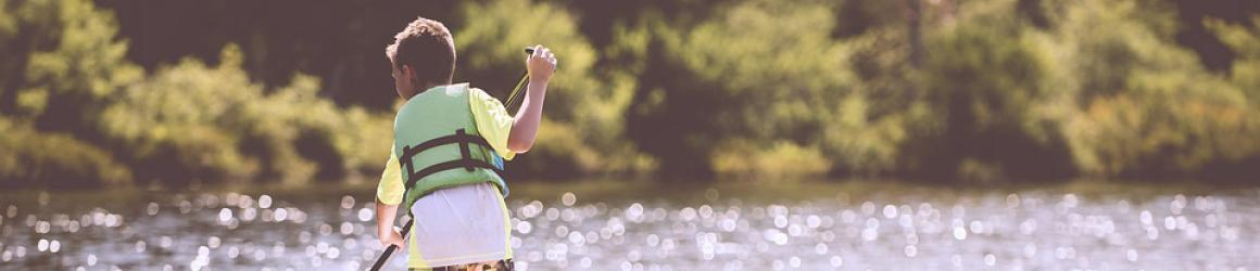 Venez participer aux activités gratuites du plan d'eau de Saint Yrieix cet été !