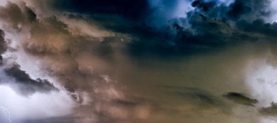alerte météorologique orange - orages et vents violents