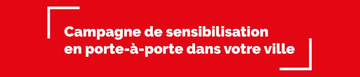 La Croix-Rouge française viendra prochainement à la rencontre des sojaldiciens
