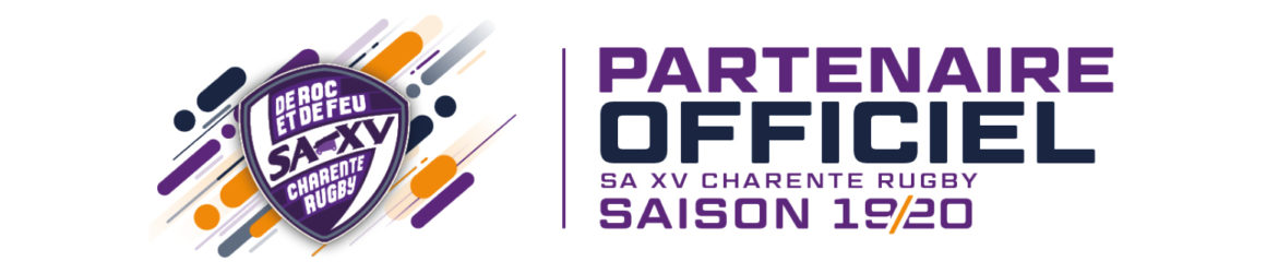 L'équipe du SA XV Charente Rugby