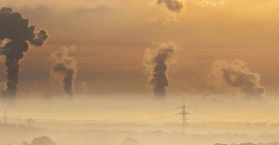 pollution ozone 2018