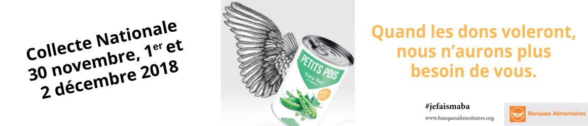 Collecte nationale de la Banque Alimentaire de la Charente