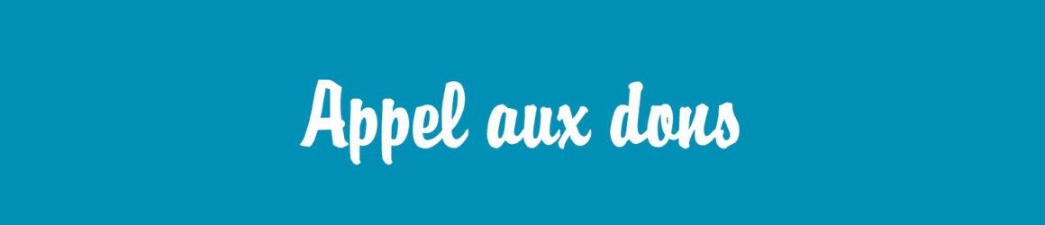 Les sinistrés de l'Aude : une collecte organisée à Angoulême