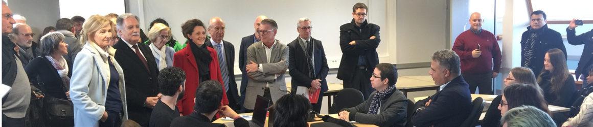 24 élèves feront leur rentrée numérique, à Soyaux, à la CCI Open Lab, le 10 décembre