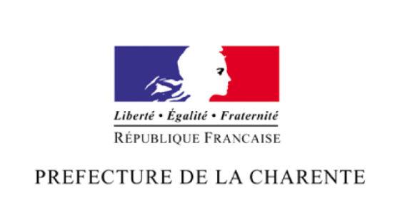 arrêté Préfecture de la Charente
