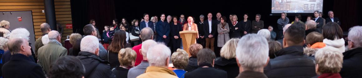 Les vœux du Maire aux personnalités pour 2019