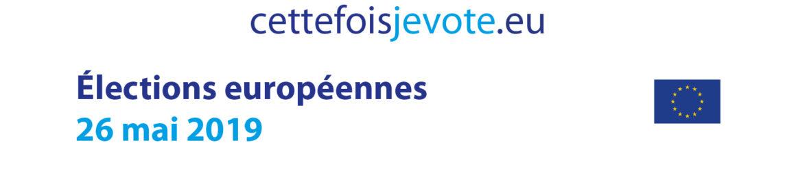 Inscriptions sur les listes électorales pour les élections européennes du 26 mai 2019