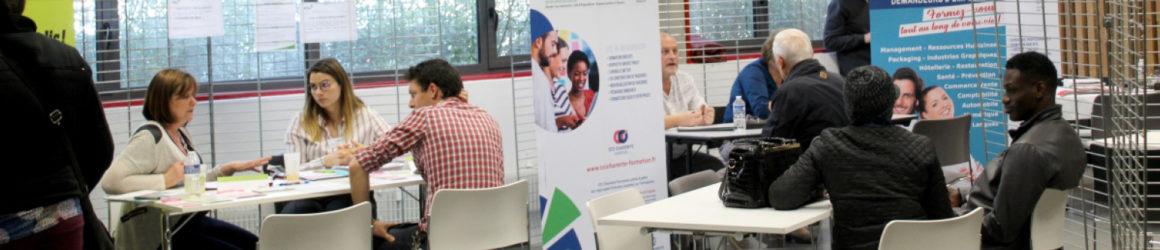6e Forum Jobs, Emploi et Formation : un franc succès