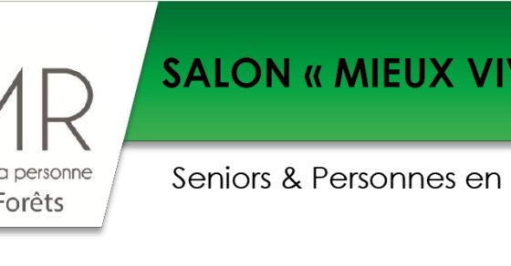 ADMR - salon séniors - mieux vivre à domicile