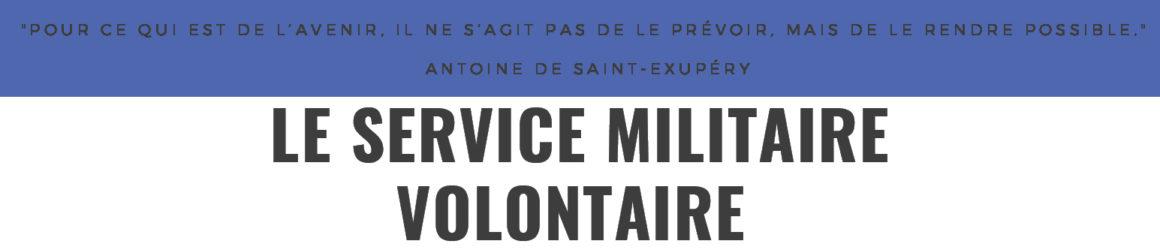 Formation : le Service Militaire Volontaire de La Rochelle