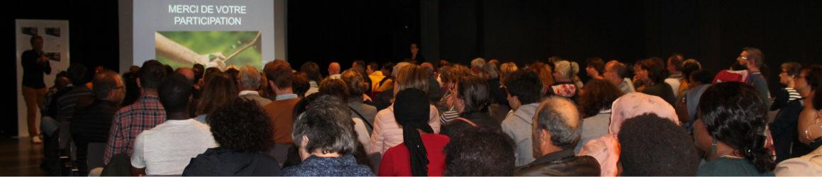 Conférence sur les perturbateurs endocriniens : le public était au rendez-vous