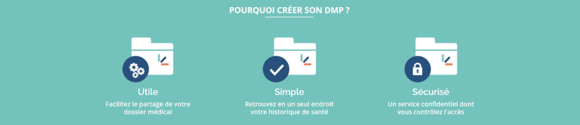 Le Dossier Médical Partagé (DMP) poursuit son ascension