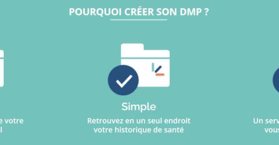 Dossier Médical Partagé CPAM