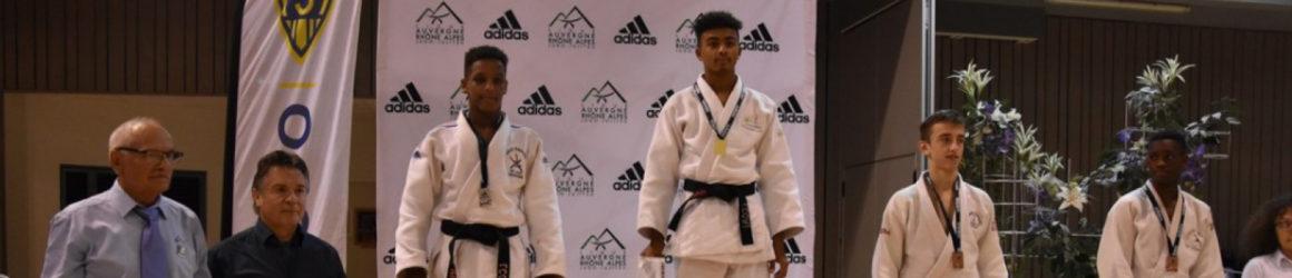Un parcours sans faute pour le jeune judoka Manoah Dumont !