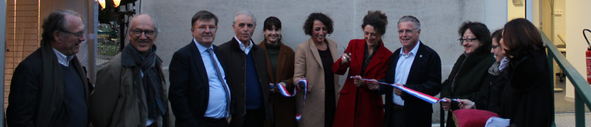 Inauguration du Centre Municipal de Santé