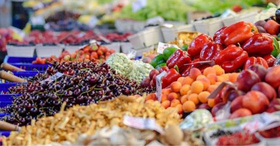fruits, légumes, commerces alimentaires