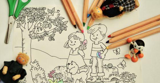 dessins enfants activités