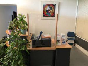 Bureau accueil CCAS