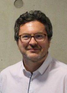 Martin Leconte Lesprit, responsable su service enfance éducation jeunesse