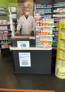 Pharmacie Champ de Manoeuvre