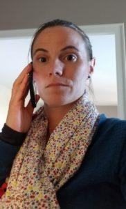 Ségolène DIRAISON, responsable des services techniques