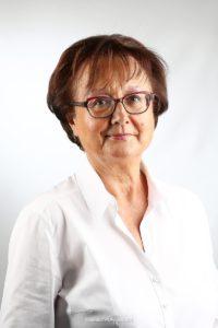 Annie MARAIS adjointe à la petite enfance, vie scolaire et jeunesse