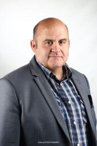 Frédéric MILLAC délégué aux finances et à la politique de la Ville