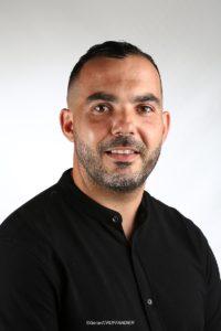Hassen SFAR conseiller délégué au CCAS