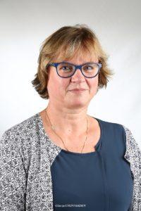 Lysiane ROUYER conseillère déléguée à la vie associative