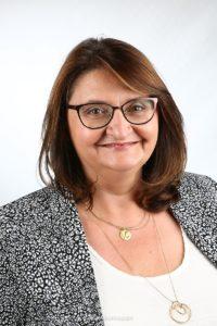 Nathalie DURANDET 1ère adjointe aux ressources humaines et aux finances