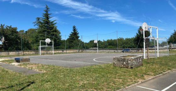 Ecole du Bourg ; nouveaux équipements de sports