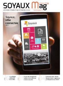 Page de couverture SOYAUX MAG - SEPTEMBRE 2016