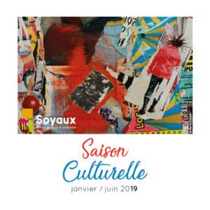 saison culturelle janvier juin 2019
