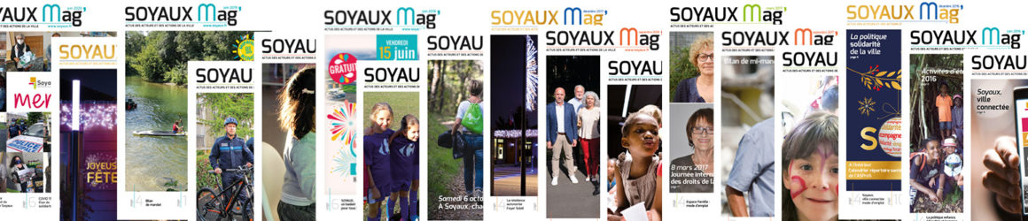 Soyaux Mag'