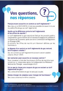 vos questions, nos reponses