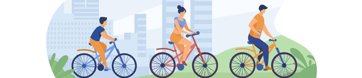 Plan vélo : nouveaux marquages au sol avenue du Pétureau et route du Peux