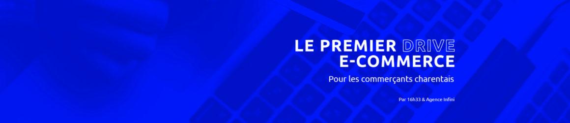 www.16 drive.fr : un site de e-commerce solidaire gratuit pour les commerces charentais !