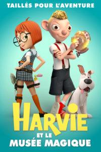 Film d'animation Harvie et le musée magique